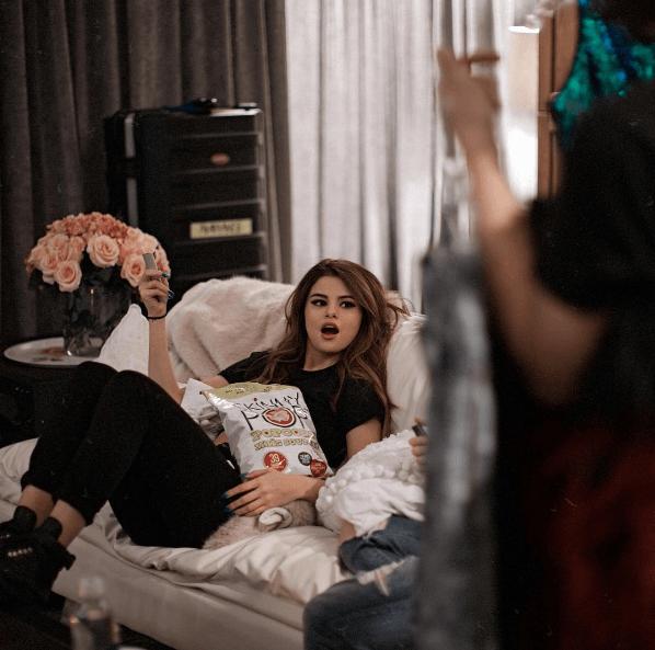 Selena Gomex Instagram